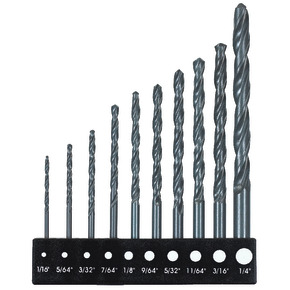 Product Image of COMBINATION SET HSS MASONRY 9PC