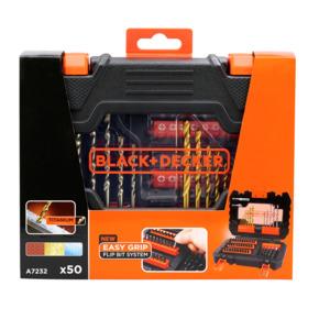 Product Image of Jogo Black + Decker 50 Peças