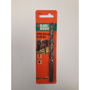 Product Image of HSS Drill Bit Carded 11 x 94 x 142mm