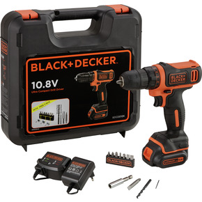 Product Image of Black+Decker BDCDD12K 10.8 V / 1.5Ah Li-ion Akülü Vidalama‎