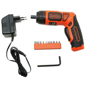 Product Image of 3.6V LI-ION CORDLESS SCREW DRIVER KIT