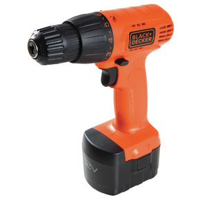 Product Image of 12V Cordless Ni-cd Drill/Driver with 50 Accessories Kitbox