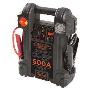 Product Image of Arrancador Auxiliar con Compresor para Autos 500Amp