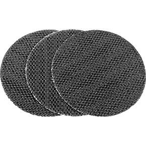Product Image of Φ125mmメッシュサンドペーパー#80×3枚セット