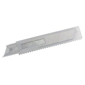 Product Image of KNIFE BLADES 18MM LEN110MM, 10PCS/DISP