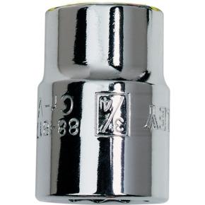 """Product Image of Soquete Estriado Em Polegadas De 1/2"""" - 15/16"""""""