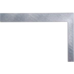 """Product Image of Escuadra de Carpintero de Acero en Pulgadas 12 x 8"""""""