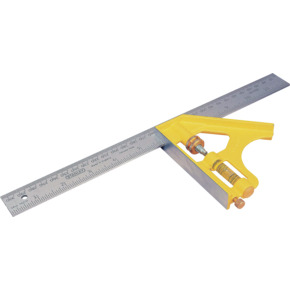 "Product Image of COMBINATION SQUARE 12"" M/E BL"
