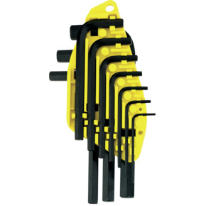 Product Image of Juego de Llaves Hexagonales SAE 10 piezas
