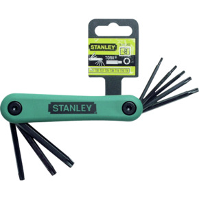 Product Image of HEX KEY SET 8PC TORX FOLDING