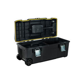 Product Image of 28IN TOOLBOX WITH WHEELS AND PULL HANDLE