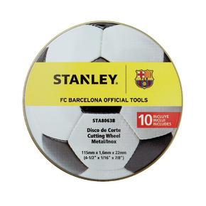 "Product Image of Disco de CORTE INOX de METAL 115 RECORDAR 1,6 recordar 22,2 mm (4 1/2 Recordar 1/16 Recordar 7/8"") T41-Caja de METAL 10 PC"