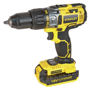 Product Image of 18V 2.0 AH HAMMER DRILL / 2A CHARGER