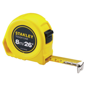 Product Image of STANLEY TOUGH CASE 8M/26X25MM