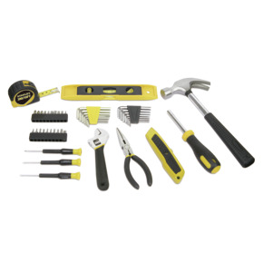 Product Image of 47PCS HOME TOOL SET
