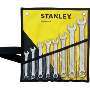 Product Image of 8 PIECE COMBINATION WRENCH SET