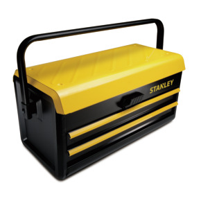 "Product Image of 19"" METAL TOOL BOX - 2 DRAWER"