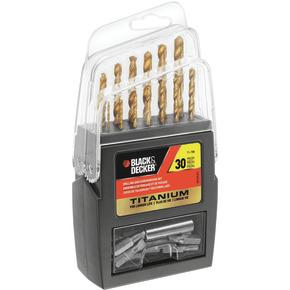 Product Image of Juego de Accs p/Taladro y Destornillador 30 pzas