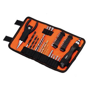 Product Image of FASTENING DRIVER AND DRILLING SET 40PC