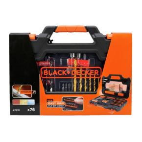 Product Image of Jogo Black + Decker 76 Peças