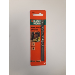 Product Image of HSS Drill Bit Carded 10 x 87 x 133mm