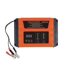 Product Image of Cargador de Baterías Inteligente de Control Automático y Manual 2 / 8 / 12Amp
