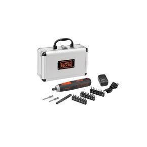 Product Image of 4V Push-Go 锂电螺丝刀27组件铝盒套装