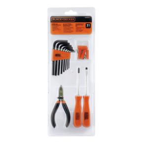 Product Image of Kit de Ferramentas Casa e Escritório 31 pc