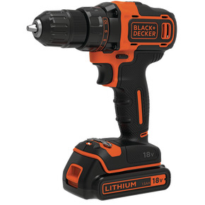 Product Image of 18V 2 Gear Drill driver + 200mA charger + 1 batt
