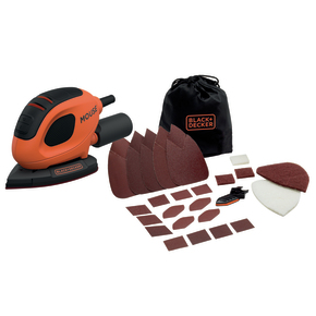 Product Image of 55W Mouse Sander with 15 Accessories in Softbag