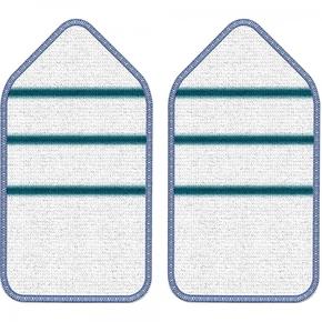 Product Image of スピーディスクラバー交換用マイクロファイバーパッド(2枚)