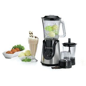 Product Image of 600W Glass Blender with 2 Mills