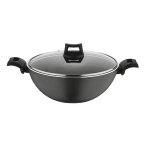 Product Image of 26cm Non-Stick Kadai With Lid