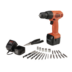 Product Image of 9.6V Cordless with Kitbox and Access