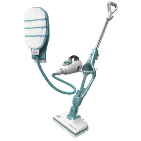 Product Image of 1300W 9-in-1 Steam mop with SteaMitt