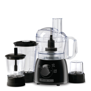 Product Image of 400W Midi Food Processor with Blender,Mincer,Grinder