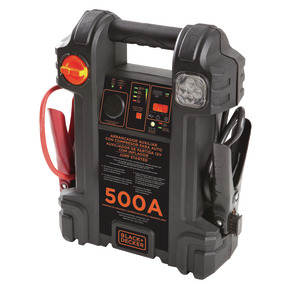 Product Image of Arrancador Auxiliar con Compresor para Autos 500Amp