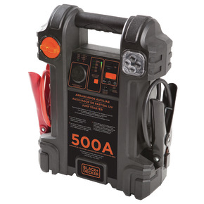 Product Image of Arrancador Auxiliar para Autos 500Amp