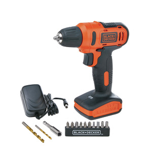 Product Image of 12V integrated Drill Driver, 13pcs acc kit