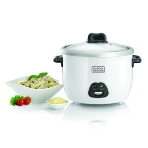 Product Image of 1.8 Ltr. Rice Cooker with Glass Lid