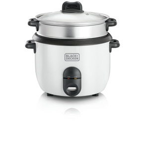 Product Image of 1.8 Ltr. Non Stick Rice Cooker with Glass Lid