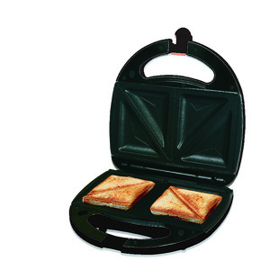 Product Image of 2 - Interchangable Plate Sandwich Maker