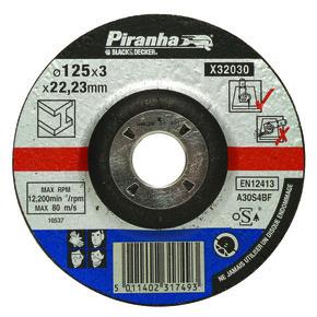 Product Image of 125x3.0mm Bombeli Metal Kesme Taşı