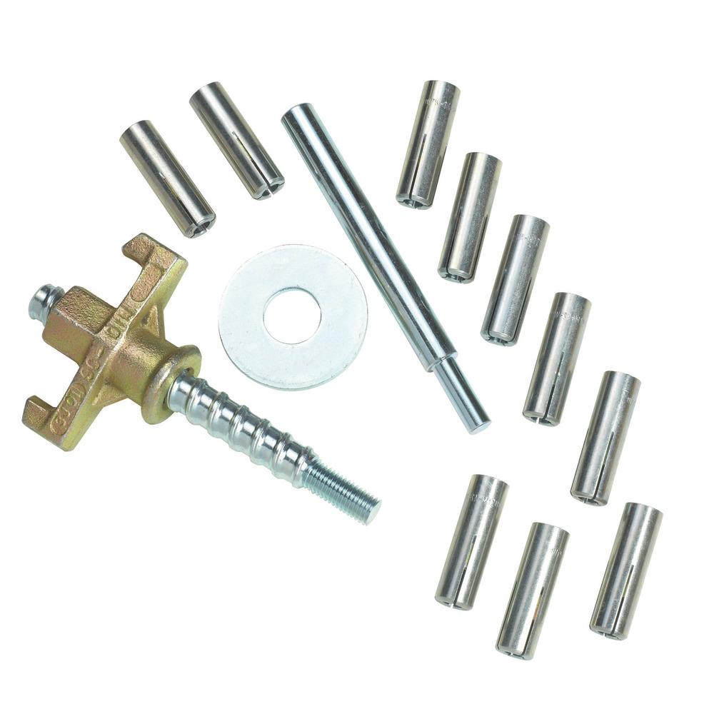 Kit de Fixação Mecânica em Concreto D215825-XJ Image