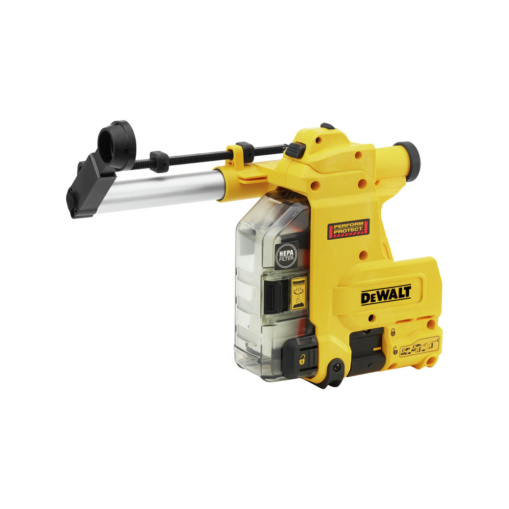 SDS Plus Dust Extractor Corded Cordless D25304DH-XJ Image