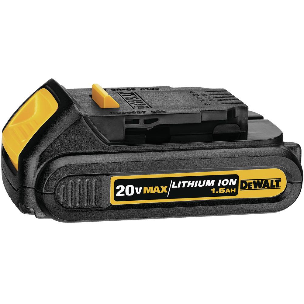Batería ION-LI 12v Max* 1.5Ah DCB201 Image