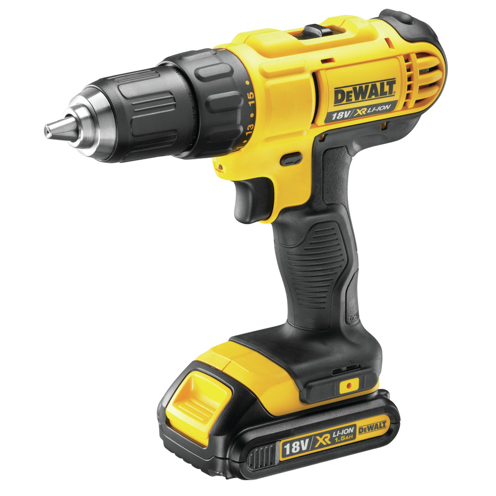 18V 13mm Compact Drill Driver 1.5Ah DCD771S2 Image