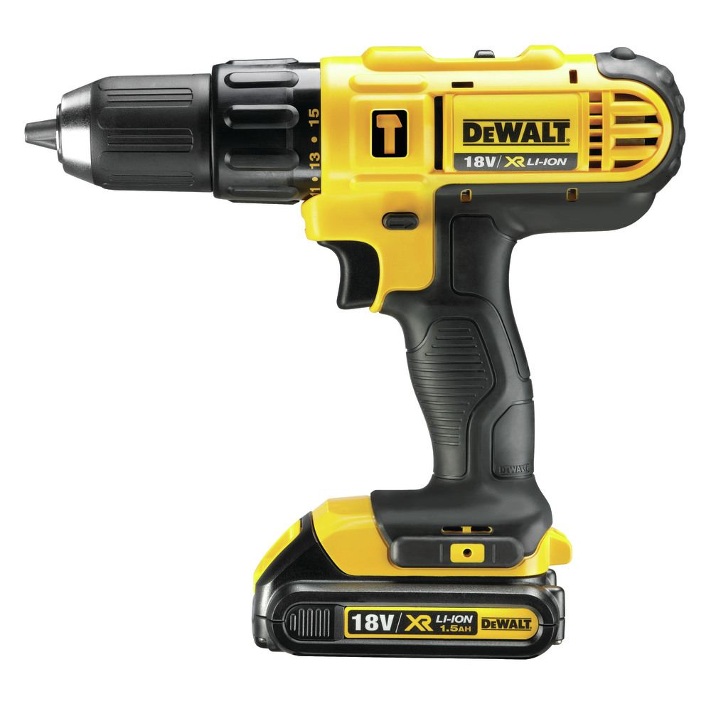 13mm Hammer Drill Driver DCD776S2 Image
