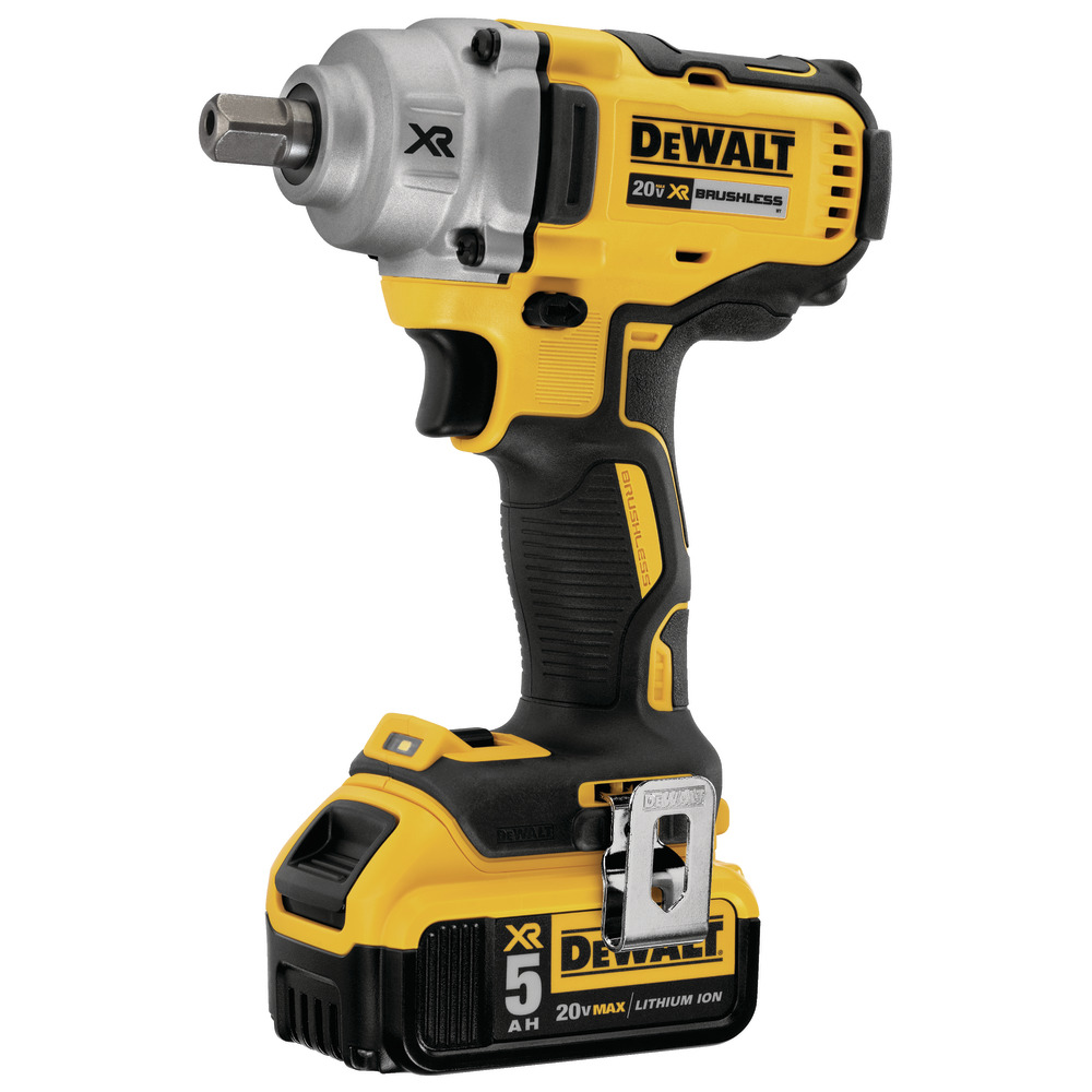 "18V 1/2"" Brushless Impact Wrench(Mid Torque) DCF894P2-QW Image"