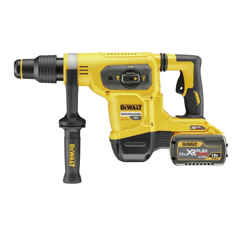 54V XR FLEXVOLT Brushless SDS-Max 40mm Combination Hammer DCH481X2 Image